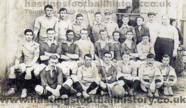 Hastings & St Leonards United 1906-07