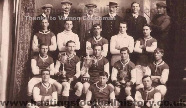 Rock-a-Nore FC 1910-11